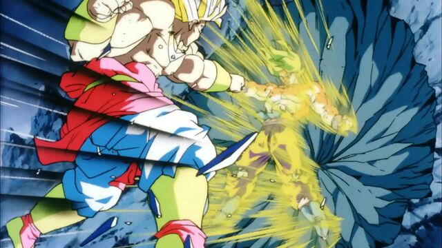 File:Goku Fighting Back.jpg