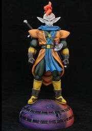 Tapion statue a