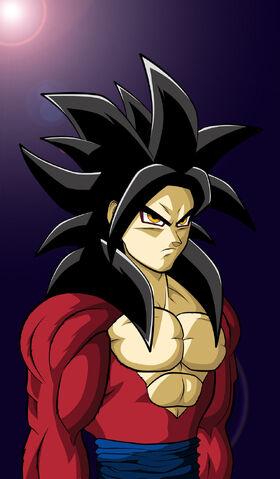 File:Goku ssj 4 Colour by Hitmanrulzs22.jpg