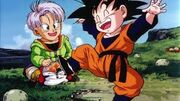 Happy Goten and Trunks