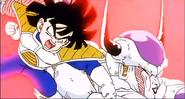 Dragon Ball Z-Gohan attacks Frieza Remastered HD