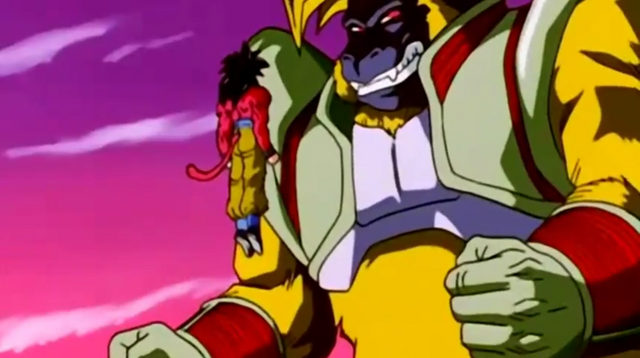 File:GokuSSj4withGreatApeBabyGT.png