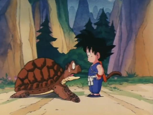 File:Goku after battling bear theif.jpg