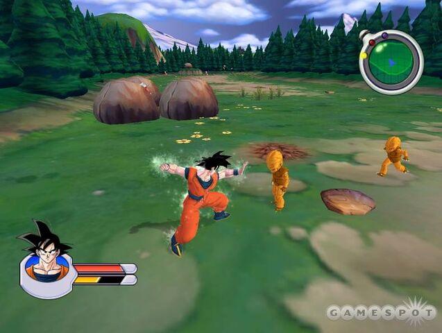 File:Goku Gold Saibamen Sagas.jpg