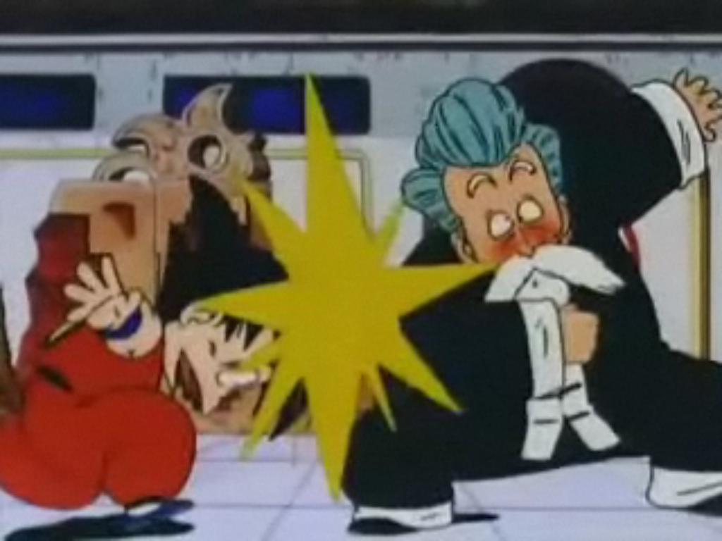 Drunken fist fighting style