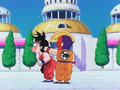 Doll punches goku