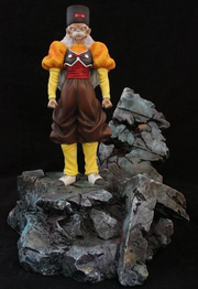 Dr Gero statue c