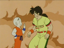 Krillin with Yamcha!!