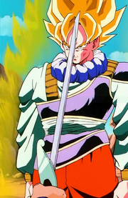 GokuSuperSaiyanFutureTrunksSwordEp122
