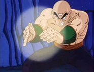 The Ultimate Sacrifice - Tien tries