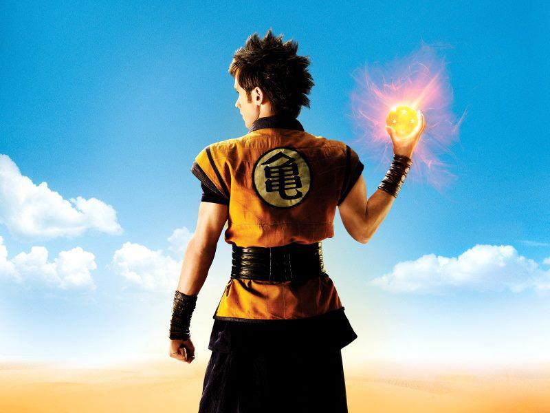 Dragonball Evolution Goku Goku/Dragonball...