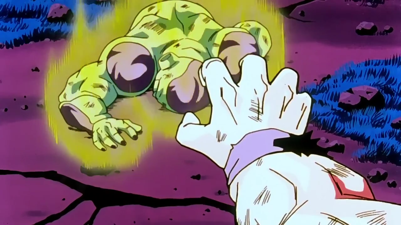 File:Frieza Defeated!! - Goku gives Frieza 2.PNG