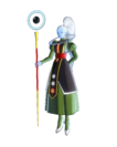 DBXV2 Vados (Super Pack 3 DLC) Model (Render)