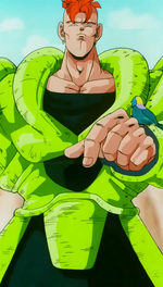 Android16BirdPeace