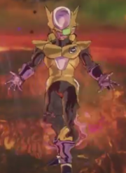 Golden Frieza form DBXV2