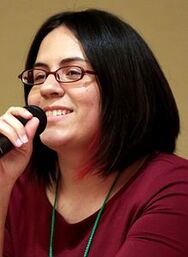 Erica Mendez by Gage Skidmore