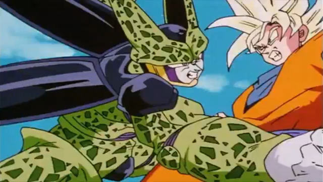 File:GokuCellFightingFastSpeed.png