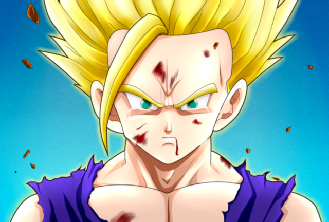 File:Gohan Unleashed by carapau.png