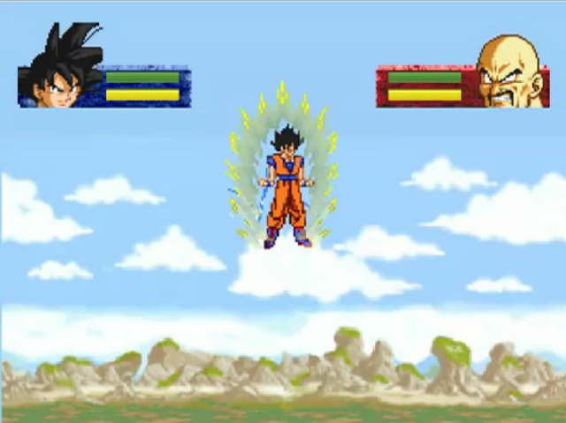 File:GokuPowersUp(TheLegend).png