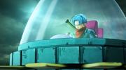 DBXV2 Future Trunks (Dragon Ball Super) Time Machine (A Dark New Enemy Emerges - Cutscene 1)