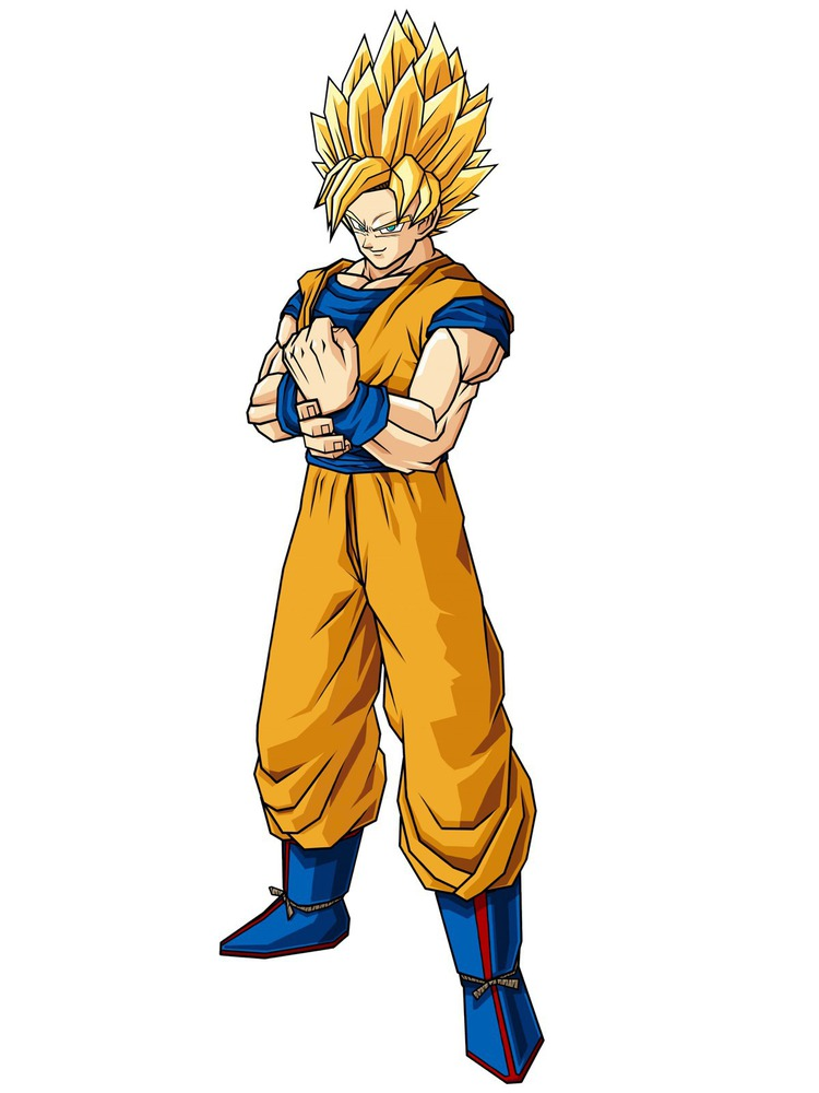 Imagen goku ssj dragon ball wiki fandom powered by wikia - Sangoku super sayen 6 ...