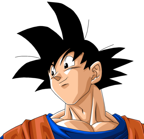 File:Goku Proud by Gatnne.png