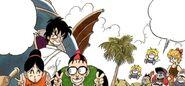 Dragon Ball Manga Tsuns