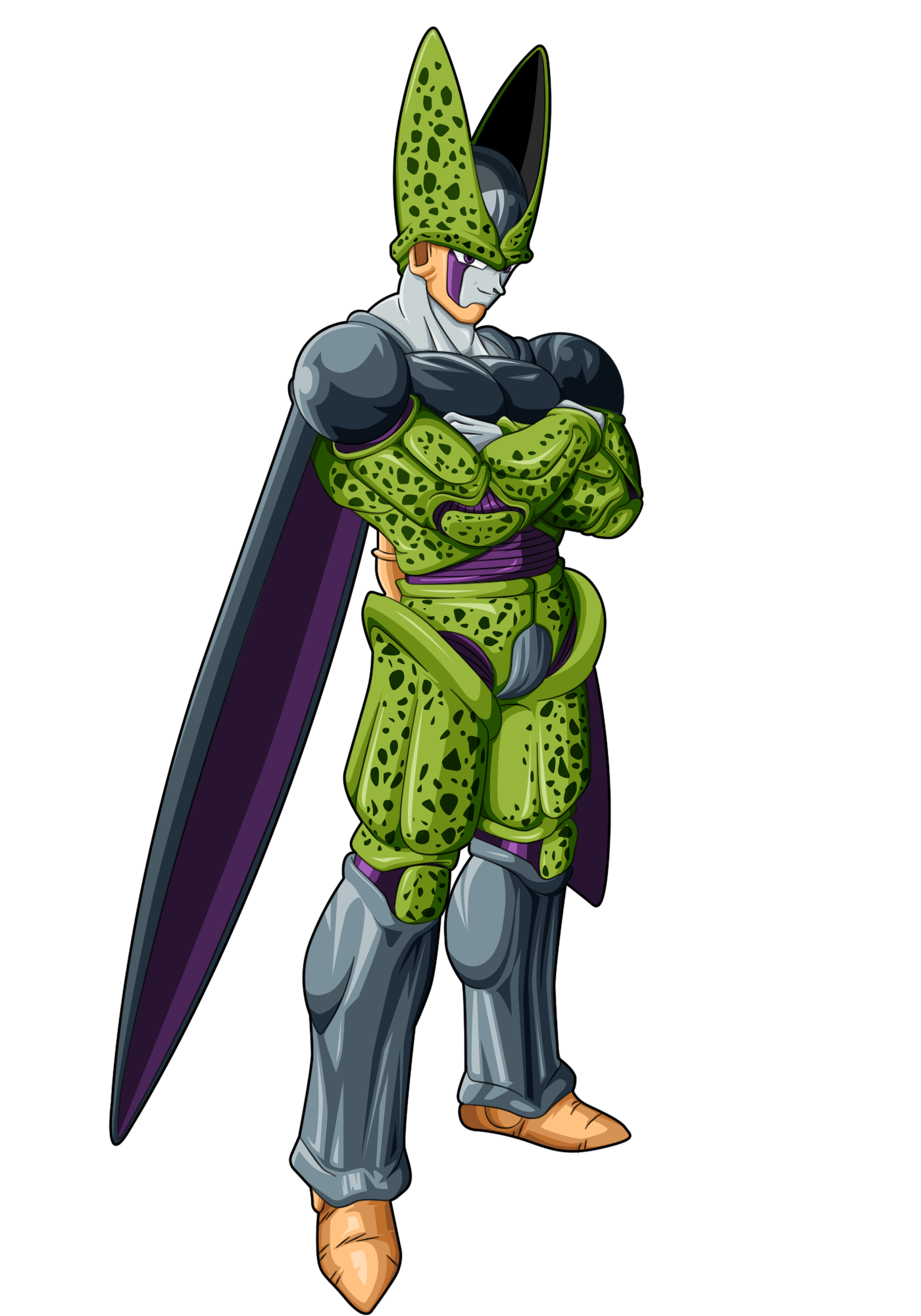 Image - Perfect cell by noname37-d33a2d5.png | Dragon Ball Wiki ...