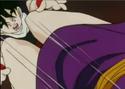 Chichi dubbles knees gohan