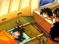 AoS - Naked Gohan and his Goof Dad