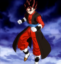 Xeno Vegito Full Body View