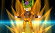 KF Golden Frieza (Cell)