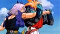 4. Kogu blocks Trunks' punch