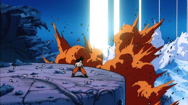 File:Goku About To Be Blasted (World's Strongest).jpg