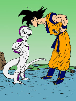 File:Frieza vs Goku by cloud ff7.jpg