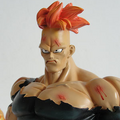 Recoome resin statue c