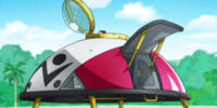 Jaco's spaceship