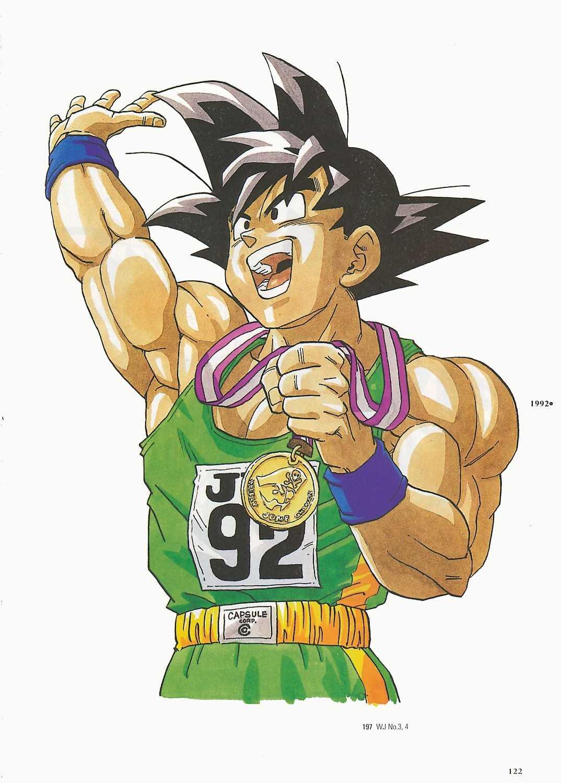 Resultado de imagen para goku olimpiadas