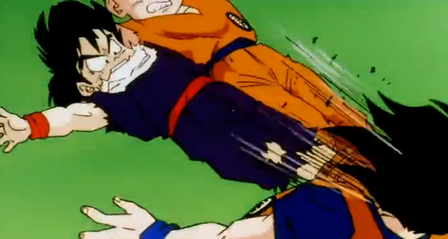 File:Gohan, Defeat Your Dad!! - Krillin Gohan heavy finish2.PNG