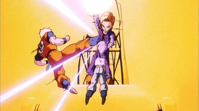 File:Gohan Saving Trunks.jpg