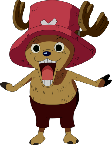 File:Tony Tony Chopper by Brainalyser.png
