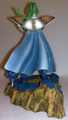 Model Kit Statue Zarbon d