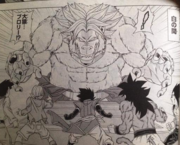 Super Great Ape Broly