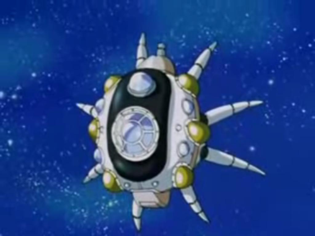 grand tour spaceship dragon ball wiki fandom powered by wikia
