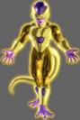 Golden Frieza xenoverse art