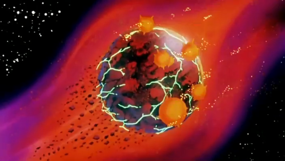 File:Namek's Explosion - Goku's End - Namek.PNG