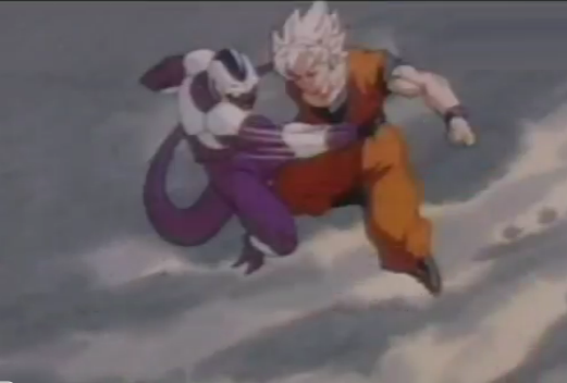 File:Cooler punchs goku in the gut.png