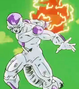 Explosion of Anger - Frieza attacks 3