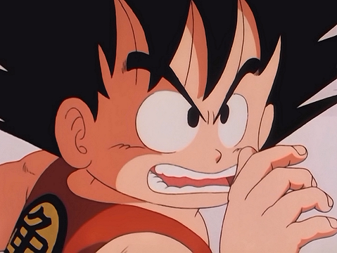 File:Goku prepares to fight another opponent.png