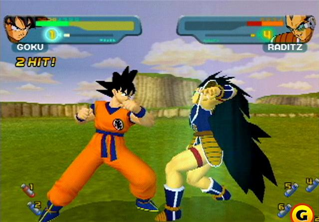 File:Goku Raditz Budokai 3.jpg